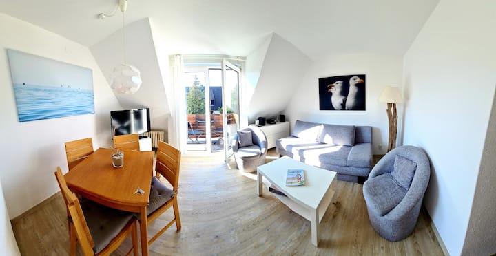 """Apartment """"Meer-schlafen"""" 1st floor"""