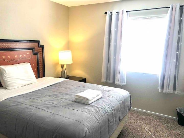 star room queen size bed