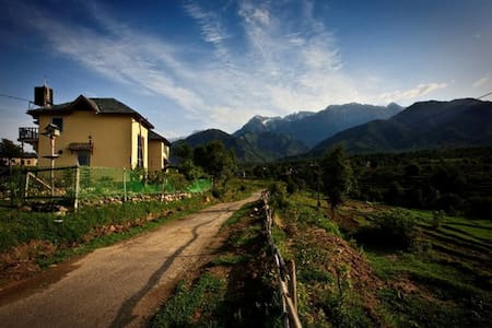 Seclude Palampur - Author's Room - Palampur - Penzion (B&B)