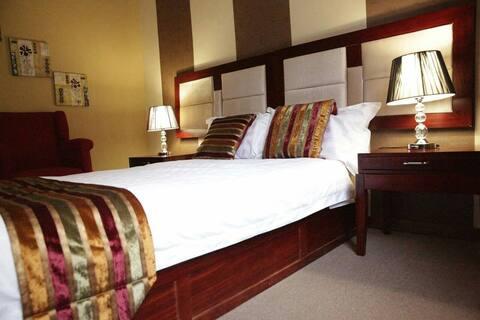 We Boasting elegant furniture&interiors of comfort