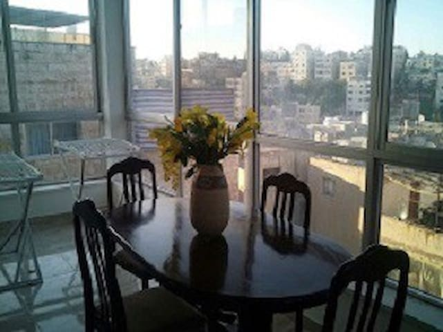 Charming Furnished apartment in Jabal Amman