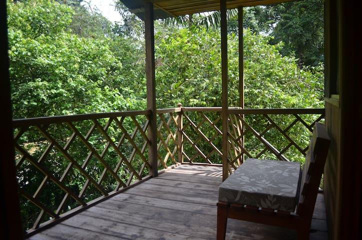 Cabaña Amazónica de Arriendo