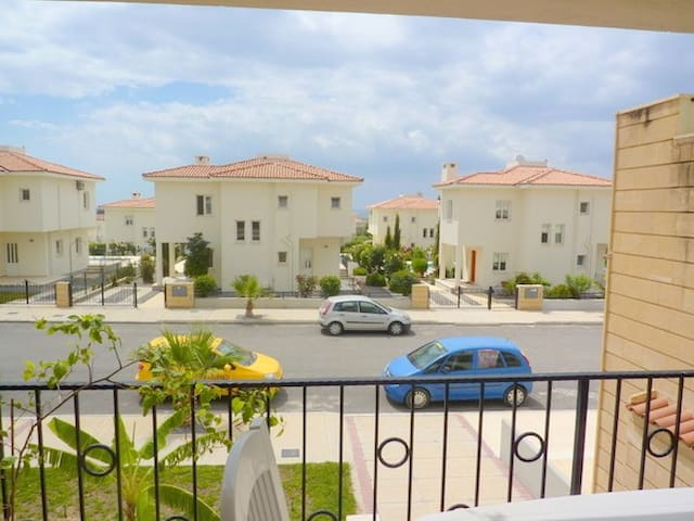 Second floor 2 bed apartment, Hilltop North Cyprus