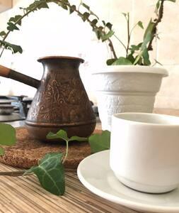 Coffe & See / Якорная