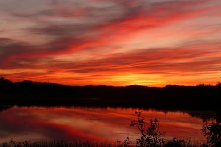 Labyrinth Lake  North Lodge - Wetaskiwin County No. 10