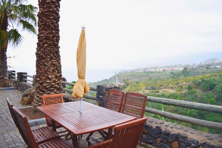 Stuning Ocean views - Los Realejos - Σπίτι