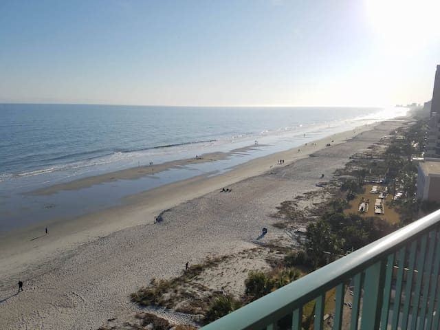 Direct oceanfront at Sand Dunes 2933!  Sleeps 4!