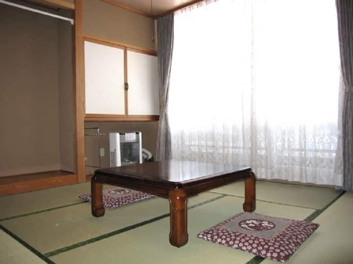 no meals [No smoking] Japanese-style room 8 tatami