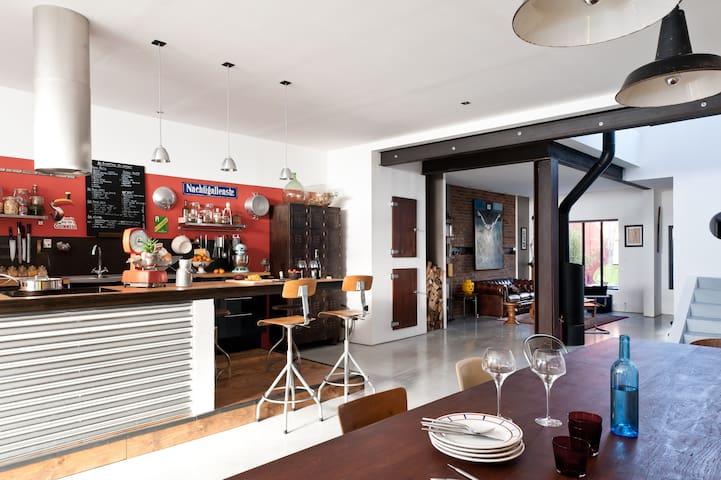 LOFT BORDEAUX, chambre + salle de bain + wc privés - Bordeaux - Loft