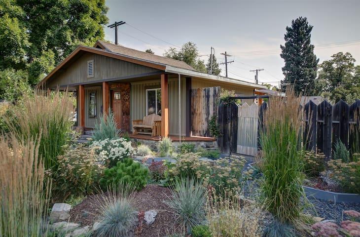 Bozeman Backyard Retreat