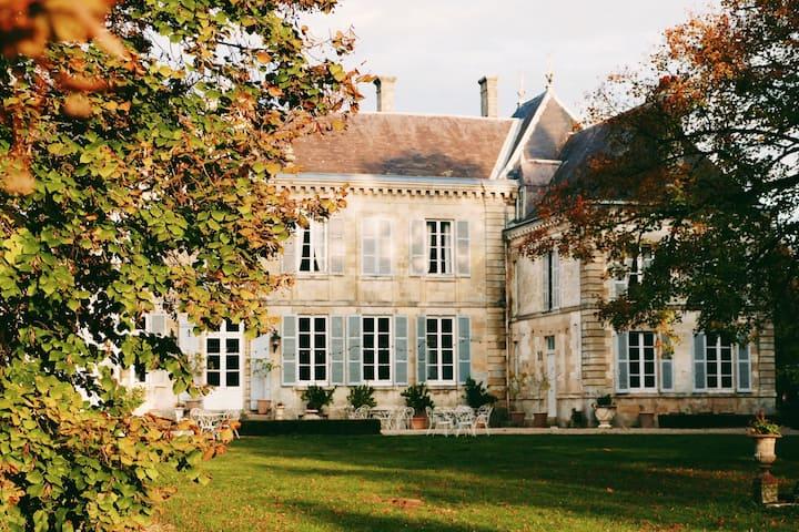 Château de Mairy, Châlons en Champagne, Right Wing