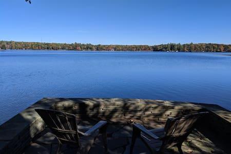 Charming Lakefront Getaway