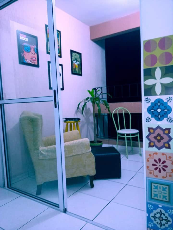Apartamento novo, com localização privilegiada!!!