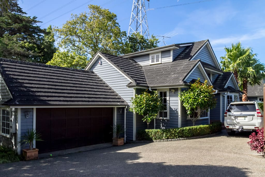 The Gardens Bed And Breakfast Auckland