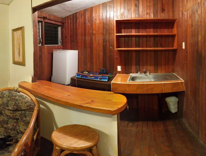 Cabin Studio Apartment