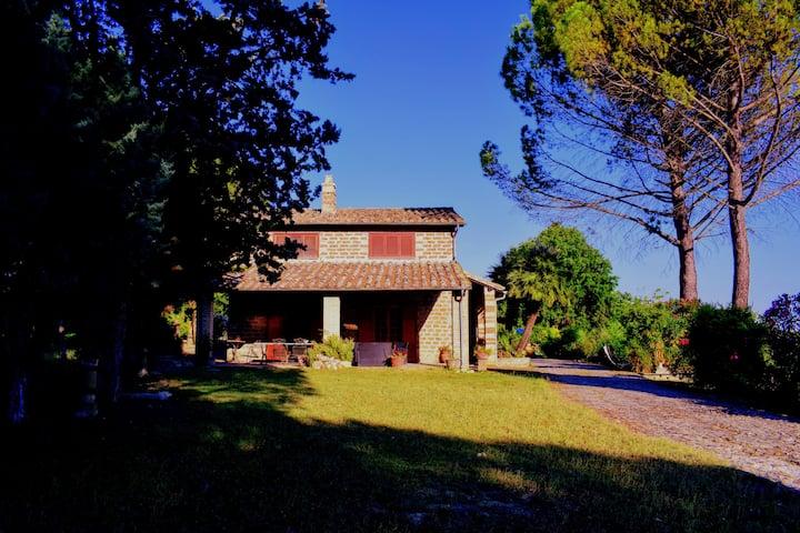Casale SanFilippo  Casa Vacanze 50 min Roma