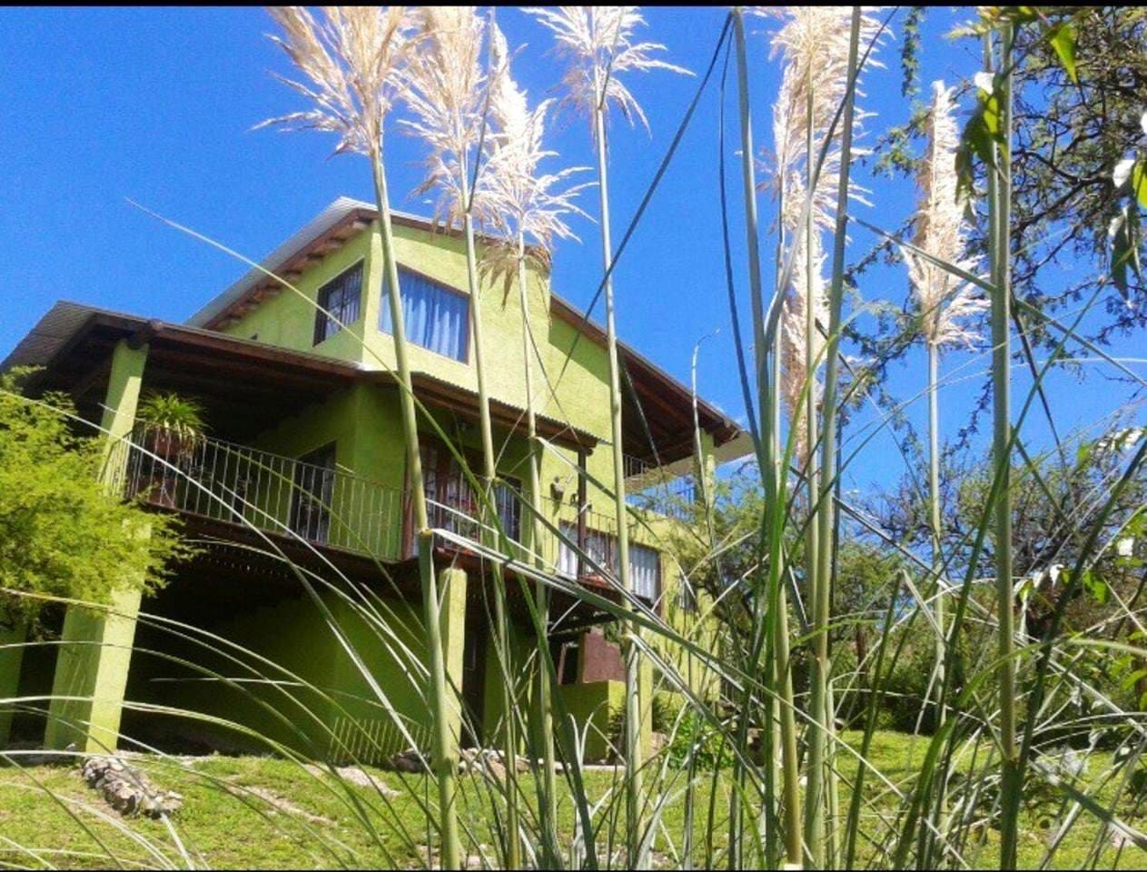 La Purisima, nuestra querida casa en La Serranita, provincia de Córdoba, Argentina