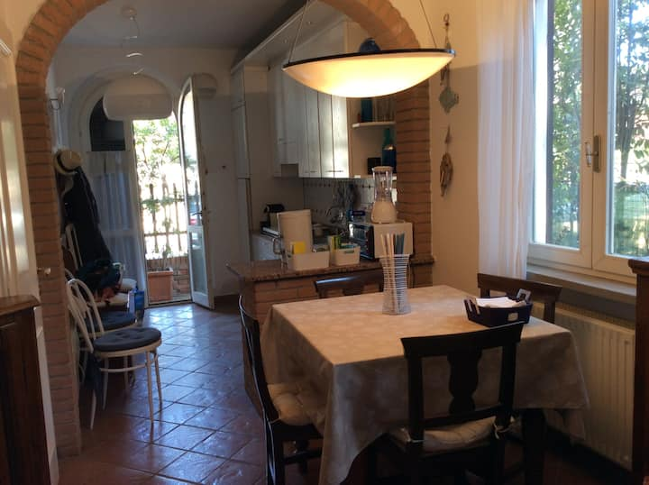 Robby's house- Villetta a due passi dal mare
