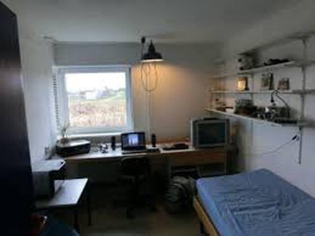 Nettes Zimmer für nette Gäste