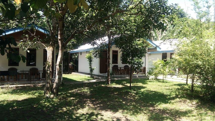Tangkoko Villa (natura e relax)