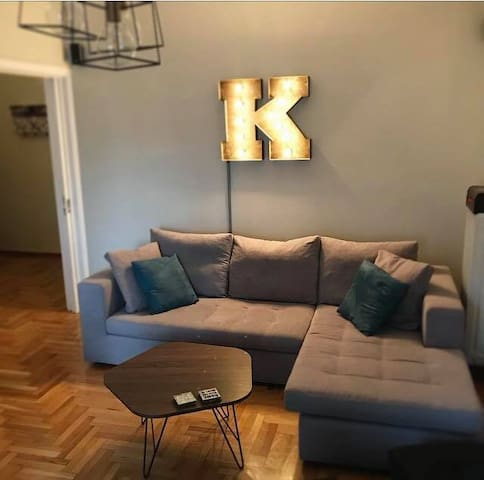 Karina's sweet home