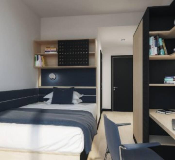 Student Only Property: Astonishing Premium Studio