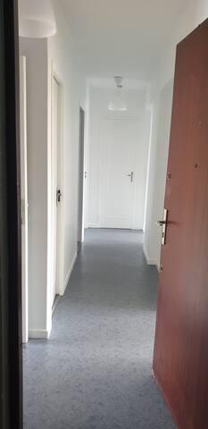 Excellent chambre à Rennes.