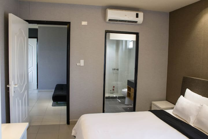 Deluxe Onebedroom With Kitchen 35 sqm - Ho Chi Minh City - Lejlighed