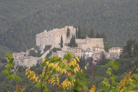 Il Conventaccio Roccasinibalda - Rocca Sinibalda - House