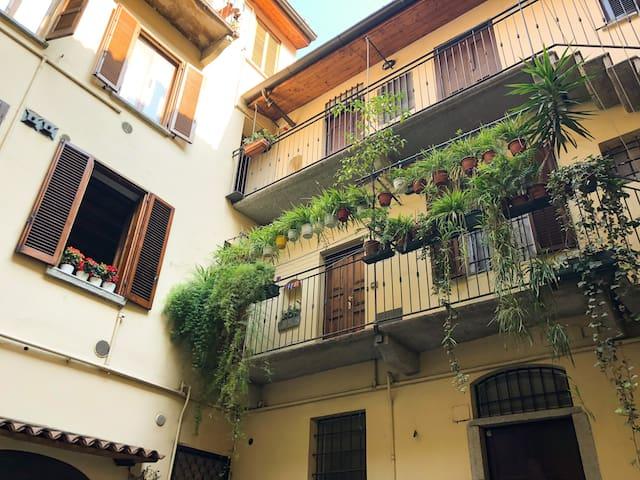 Mini apartment in the hotspot of aperitivo area