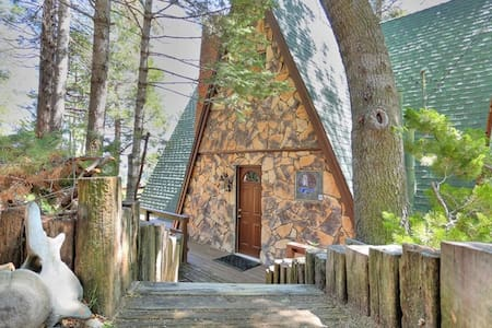 Cabin Song - Crestline