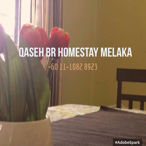 Qaseh BR Homestay - Melaka - Haus