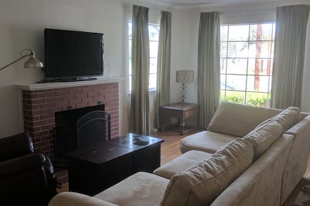 Cozy and welcoming two bed room house - Palo Alto - Huis