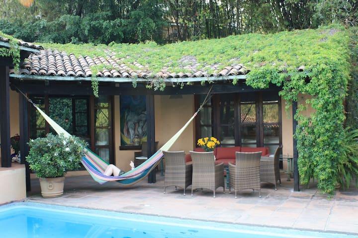 The Suites at Casa Luz (3) - Cuernavaca - Bed & Breakfast