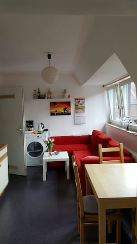 Convenient place in the heart of MS - Münster - Leilighet
