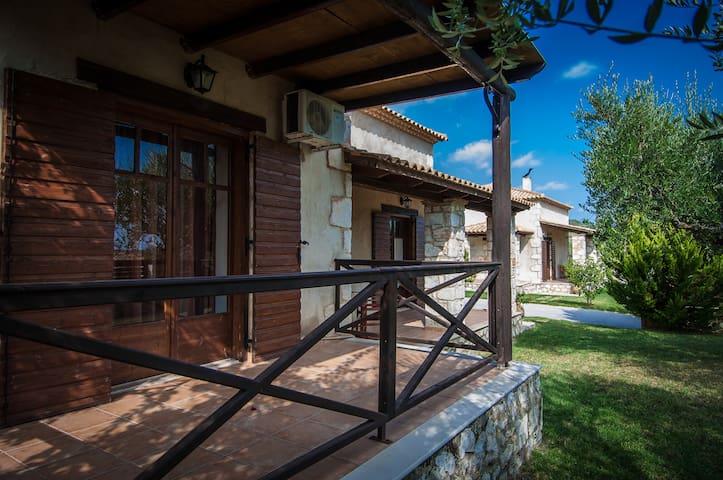Viatzo villas - Άρτεμης (78 τ.μ) - Zakinthos - Haus