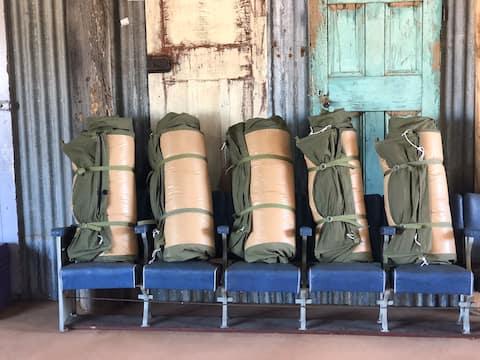 Billy'O Bush Retreat - Bag 'N Swag