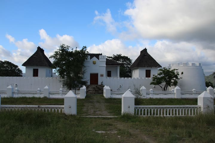 Stay in the Baguia fort and let's share culture!