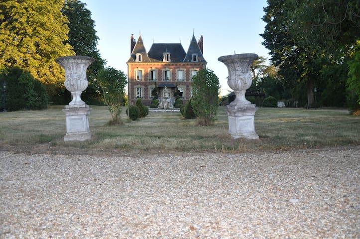 MANOIR DE CHARME - Criquebeuf-sur-Seine - Castle