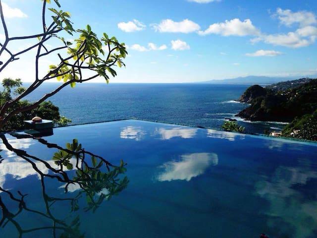 "Casa Chaman Acapulco ""Copal"" - อะคาปูลโก - บ้าน"
