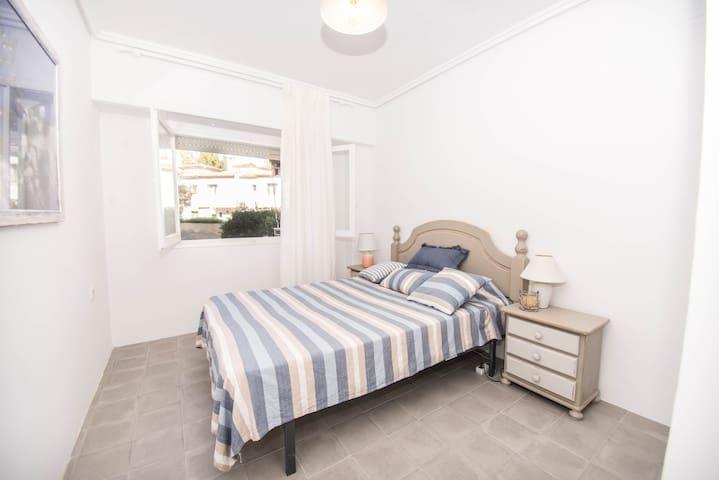 Habitación cama grande (1,35m)