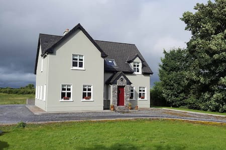 Idyllic Lakeside Country house - Ballinrobe - House