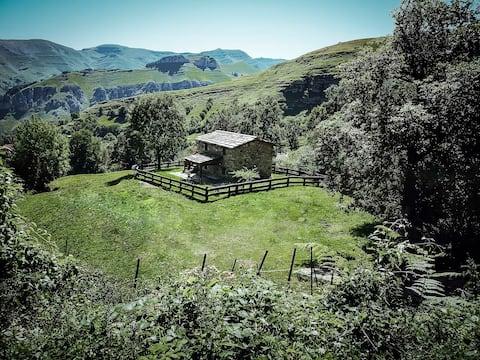 Lo María: cozy cabin surrounded by nature
