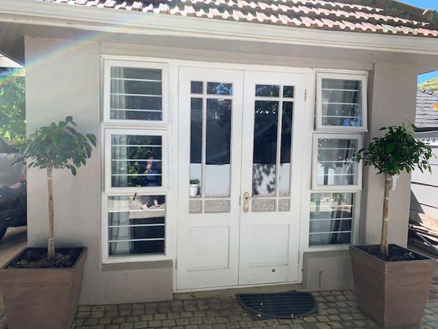 Claremont Garden Room Rental
