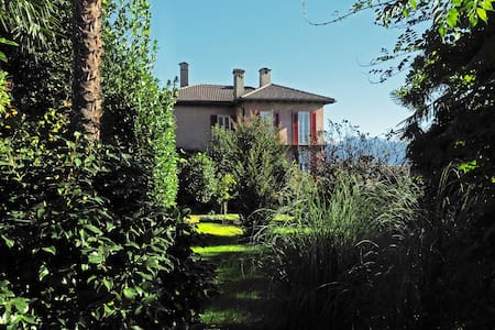 Dreamlike Rustico-Villa - Brissago - Casa