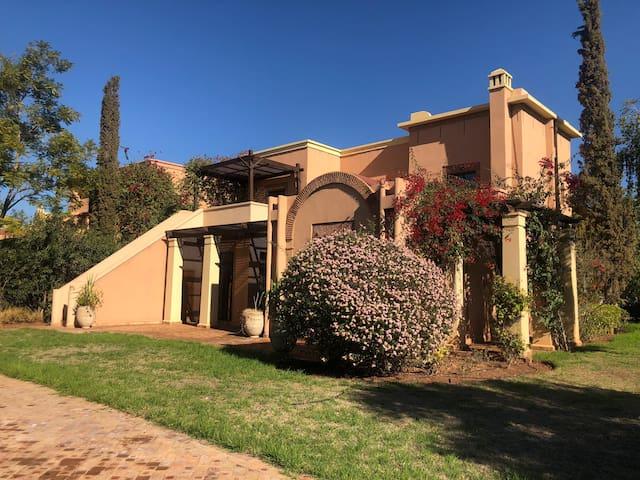 Cozy Big Villa in Samanah Golf Resort Marrakech