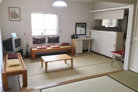 Tatami Suite Steps Away from Matsuyama Catsle - Matsuyama-shi