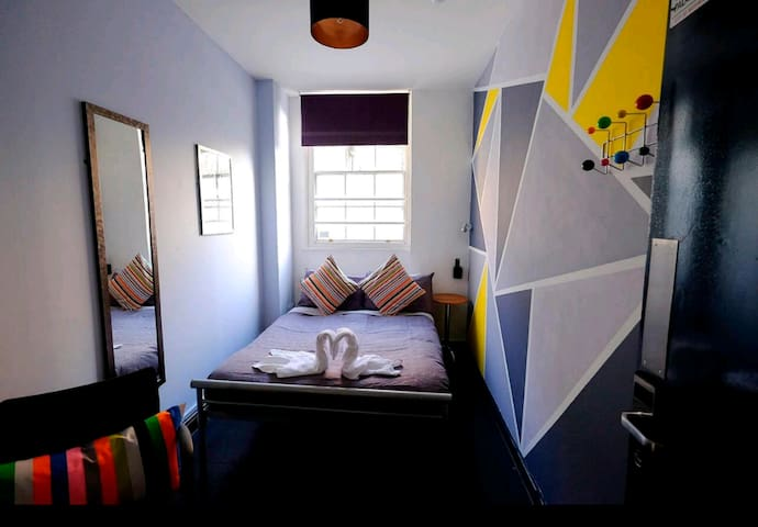 Private Double Room (one)