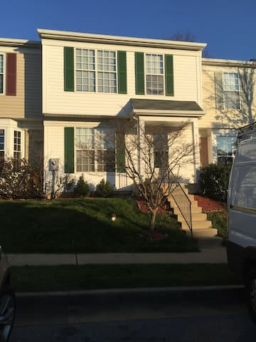 Charming Townhouse in Baltimore. - Catonsville - Townhouse