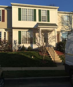 Charming Townhouse in Baltimore. - Catonsville - Rivitalo